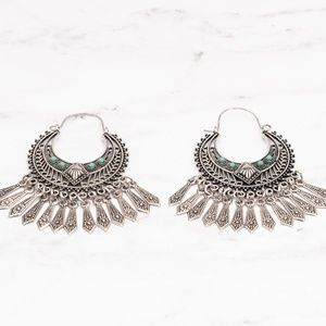 Jewelry - Vintage Bohemian Earrings